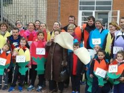 Carrera Solidaria Santa Marta de Tormes 03-01-2016