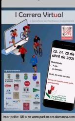 carrera virtual 2021-marzo parksalamanca