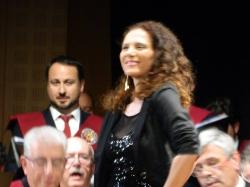 Concierto de Pulso y Púa de la Universidad Complutense de Madrid 10-04-2016