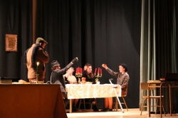 Representación teatro